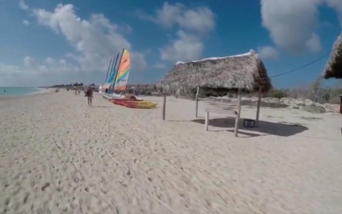 Gran Muthu Cayo Guillermo – Beach Area