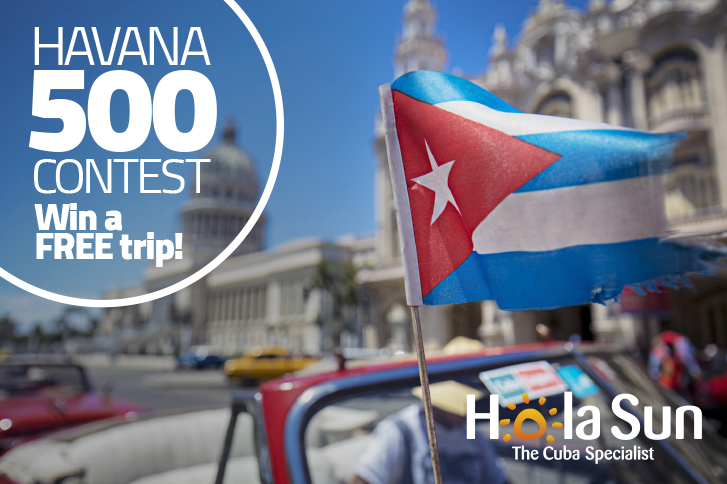 Havana500: Instagram Contest Terms & Conditions