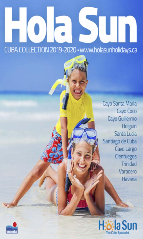 HolaSun Brochure 2019-2020