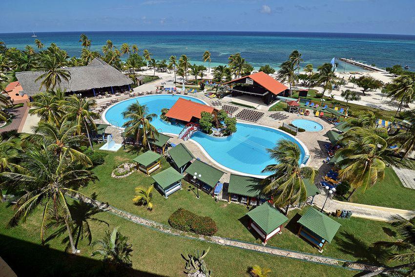 Exploring Cuba's 'secret' beach destination at Guardalavaca