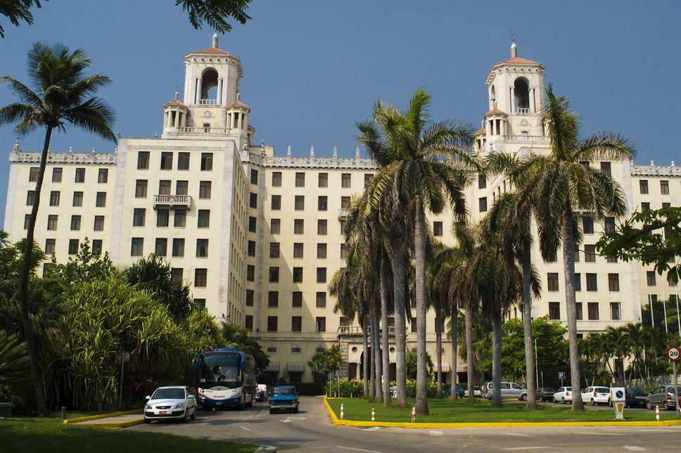 Explore the Hotel Nacional de Cuba and Hotel Plaza Havana