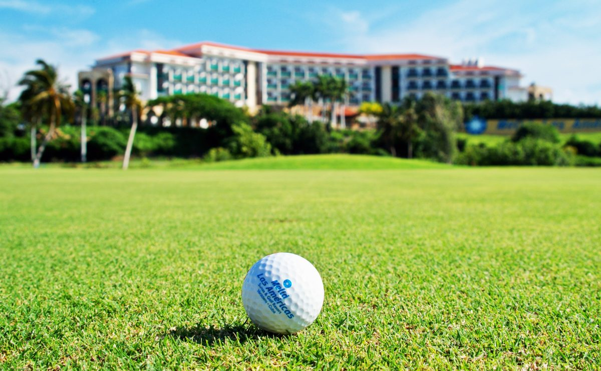Finding one of the Caribbean's best golf courses in Varadero